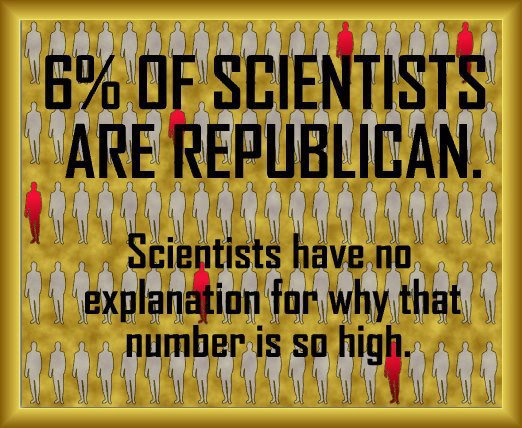 Republican Scientists
