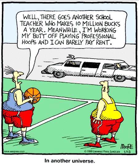 Millionare Teachers