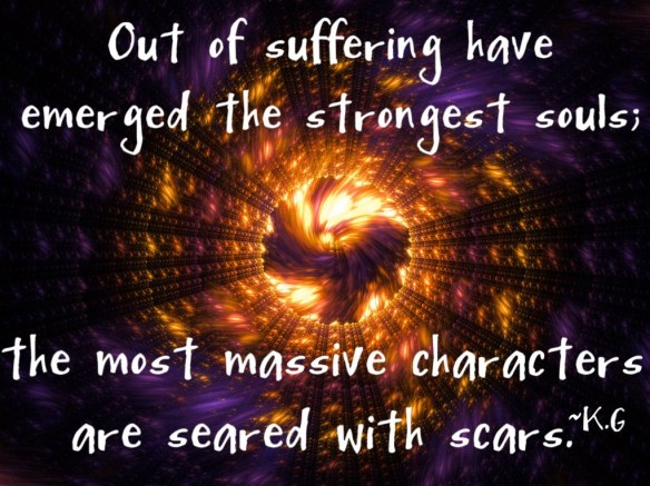 Suffering & Strength