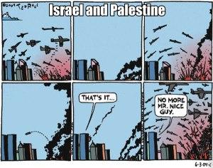 Israel Palestine Nice Guy