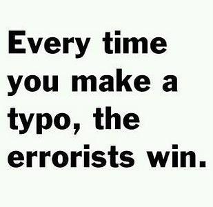 Errorist!