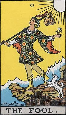 The Fool Card